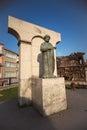 Monument to Fatih Sultan Mehmet