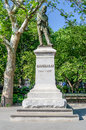 Monument to garibaldi new york june in washington square on june this was dedicated in june general g Stock Photos