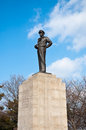 Monument to general douglas macarthur incheon south korea Royalty Free Stock Image