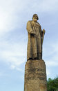 Monument to ivan susanin kostroma the russian national hero Stock Images