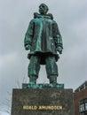 Monument To Roald Amundsen