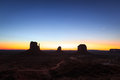 Monument Valley Golden Sunrise...