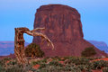 Monument Valley Landscape Royalty Free Stock Image