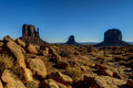 Monument valley navajo nation az Stock Photos