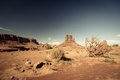 Monument valley navajo park tribal usa Stock Photos