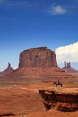 Monument Valley Navajo tribal park Stock Photo