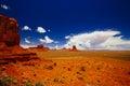 Monument Valley, Navajo Tribal Park, Arizona, USA Royalty Free Stock Photo