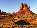 Monument Valley Navajo Tribal Park Royalty Free Stock Photo