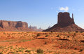Monument Valley, Utah, USA Stock Image