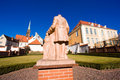 Monuments in Wroclaw, Poland Royalty Free Stock Photo