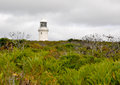 Moody Skies over Cape Naturaliste Lighthouse Royalty Free Stock Photo