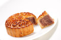 Moon cake Royalty Free Stock Photography
