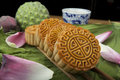Moon Cake Traditional Cake Of ...