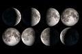 Luna fasi