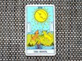 The Moon Tarot Card Dreams, nightmares, illusion, hidden things