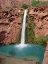Mooney Falls Royalty Free Stock Photos
