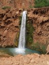 Mooney Falls Royalty Free Stock Photo