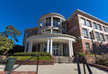 Moore Humanities & Research Administration Building at UNCG Royalty Free Stock Photo