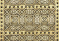 Moorish Metal Pattern Royalty Free Stock Photo