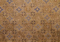 Moorish Mosaic Pattern at the Alhambra Stock Photography