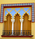 Moorish Window - Cordoba Stock Photography