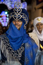 Moors & Christians Fiesta - Spain Stock Images