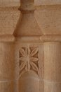 Mor gabriel monastery details dayro d also known as deyrulumur the of st is the oldest surviving syriac orthodox in the Royalty Free Stock Images