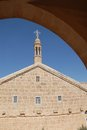 Mor gabriel monastery details dayro d also known as deyrulumur the of st is the oldest surviving syriac orthodox in the Royalty Free Stock Photo
