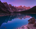 Moraine Lake Early In The Morn...