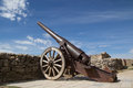 Morella Castle Canon Stock Photos