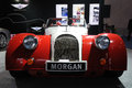 Morgan car front Royalty Free Stock Image