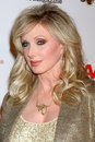 Morgan fairchild arriving at the ninth annual aarp the magazine s movies for grownups awards gala beverly wilshire hotel beverly Royalty Free Stock Images