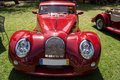 Morgan the motor company is a british motor car manufacturer Royalty Free Stock Images