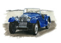 Morgan 4-4 Series I