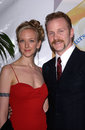 Morgan spurlock feb los angeles ca documentary filmmaker fiance alex at the writers guild awards in hollywood Stock Photos