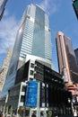 Morgan Stanley Headquarters Stock Images