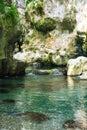 Morigerati Oasis Royalty Free Stock Photo