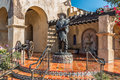 Mormon Battalion Historic Site in San Diego Royalty Free Stock Photo