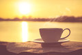 Morning coffee Royalty Free Stock Photo