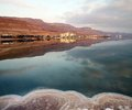 Morning on the Dead Sea Royalty Free Stock Photo