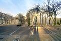 Morning in Tashkent Royalty Free Stock Image