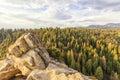 Moro Rocks Vista, USA