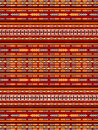 Moroccan carpet design graphic art Royalty Free Stock Photos