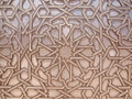 Moroccan decoration Royalty Free Stock Images