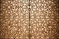 Moroccan doorway detail Royalty Free Stock Photo