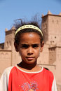 Moroccan girl Royalty Free Stock Photo