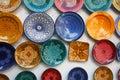 Moroccan handicraft Royalty Free Stock Photo