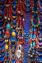 Moroccan jewelry Royalty Free Stock Photo