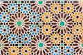 Moroccan mosaic Royalty Free Stock Photo