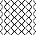 Moroccan pattern Royalty Free Stock Photo